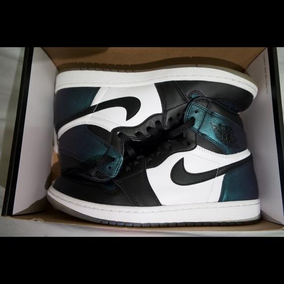 on sale 93c52 78213 All Star Air Jordan 1s chameleon